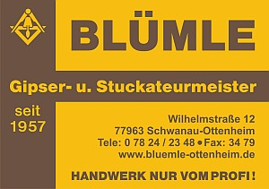 Blümle Stuckateure